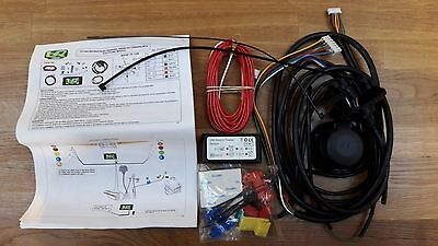 Towbar Wiring Kit 7 Pin Electrics Bypass Relay, New and Unused