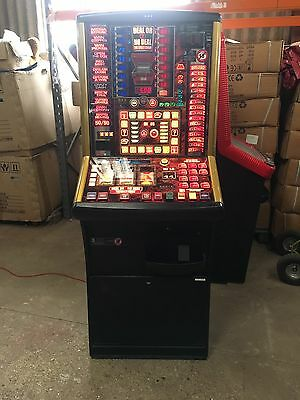 Deal Or No Deal The Crazy Chair £5 Jackpot Fruit Machine