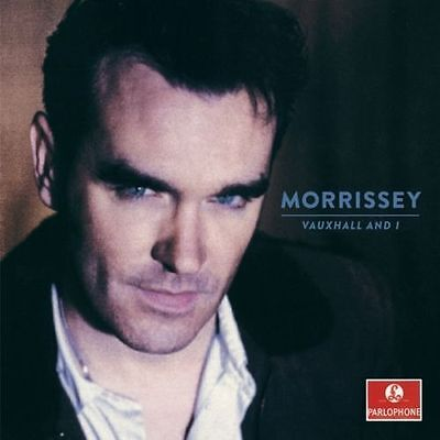 MORRISSEY ~ VAUXHALL AND I ~ 20th ANNIVERSARY EDITION VINYL LP ~ *NEW/SEALED*