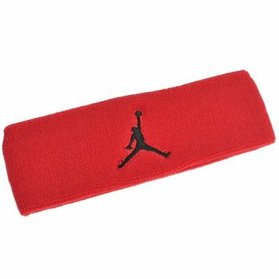 NIKE JORDAN DRI-FIT Headband, Red