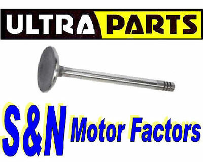 8 x Exhaust Valves fit Peugeot 806 807 Expert - 2.0 HDi 16v [DW10ATED4] UV531018