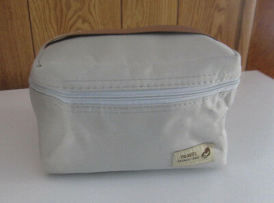 NEW! Insulated Zippered Thermal Brunch Travel Lunch Bag Medicine, Insulin