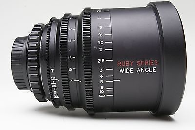 Focus Optics Ruby 14-24 PL Mount Zoom