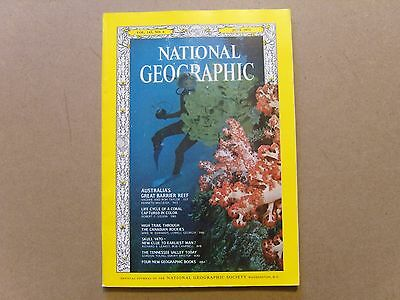 National Geographic Magazine - June 1973 - See Images For Contents