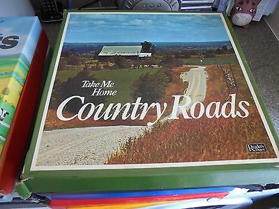 LP/ TAKE HOME COUNTRY ROADS (EIGHT LP BOX SET /1970s UK READERS DIGEST