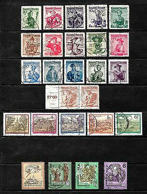 Austria..............a Grand Collection Of Postage Stamps..............80243