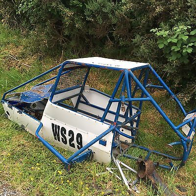 *RE LISTED*Autograss  Class 8 Buggy Frame /off Roader Project