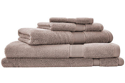 NEW Sheridan Ultra-Light Luxury Towel Range - Pebble