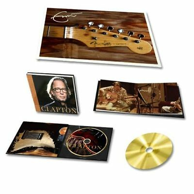 Eric Clapton limited edition 24kt gold cd 16 page photos - Lithograph blackie