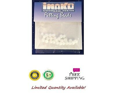 Cosmetic Teeth Extra Fitting Beads for Imako Dental Instant Secure Natural Smile