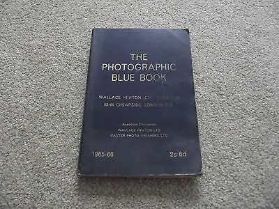 The Photographic Blue Book 1965/66 - Wallace Heaton