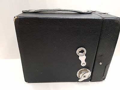 Vintage Kodak Rainbow Hawk eye Box Camera No. 2 Model C