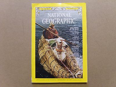 National Geographic Magazine - December 1973 - See Images For Contents
