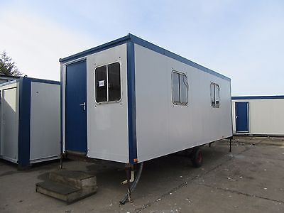 Mobile Unit, Portable Cabin, Site Office, Portable Building, 20 x 8 (1340)