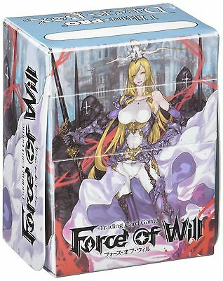 Ultra Pro 84688Force of Will Valentina Deck Box Card Game