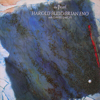 Brian Eno and Harold Budd The Pearl Vinyl LP 1984 Fripp Lanois Airports Ambient