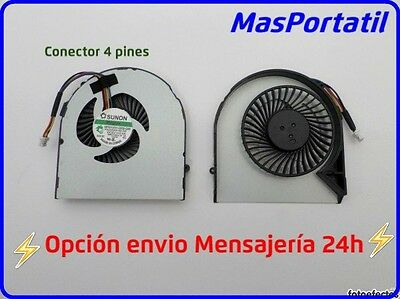 Ventilador Nuevo/ Fan Acer Aspire 60.4Tu01.001 23.10703.001 Dfs481305Mc0T  Fan12