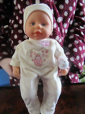 Zapf Creation My First Baby Annabell Doll.