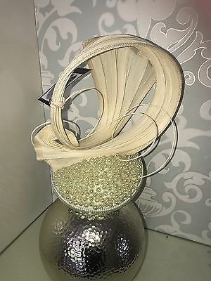 Mint And Cream Hat Hatinator Races Ascot Wedding Mother Of The Bride