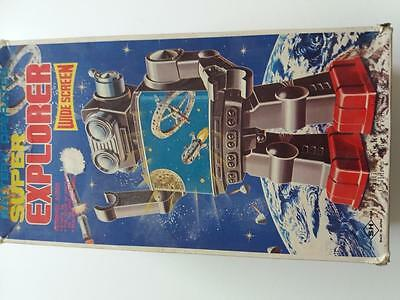 Rare Horikawa (SH) Super Space Explorer Robot - boxed and working