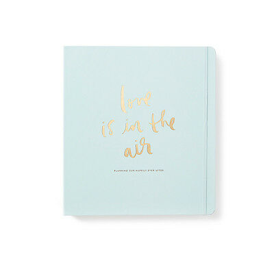 Kate Spade - Bridal Planner - Love is in the Air - Wedding
