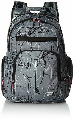 Fila School Backpack Grey / Print (Grey) - XS17FLB016 - 702