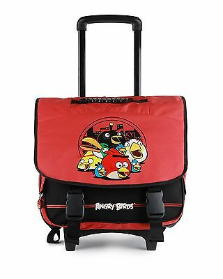 Angry Birds School Bag red (Red) - AGU23070