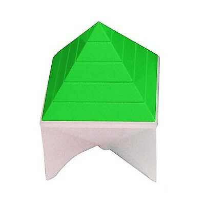 Forchtenberger Rainbow Pyramid Toy (Green)
