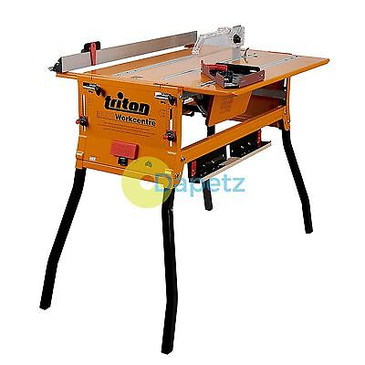 Series 2000 Workcentre System Wca201 Table Saw Router Planer Combination