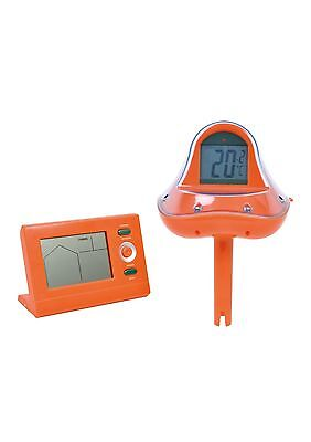 Jilong Wireless Thermometer - floating pool temperature display with receiver...