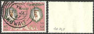 Kuwait - 1966 - usd - Yv 331 - Investiture of Heiritary Prince - Sc 347
