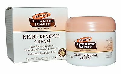 Palmer's Cocoa Butter Formula With Vitamin E Night Renewal Cream 75g / 2.7 Oz