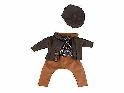 """Petitcollin """"Cottage"""" Clothes for 40 cm Doll"""