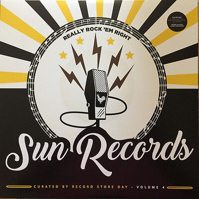 "Really Rock 'em Right 12"" - Record Store Day - Sun Records - Sealed - RSD"
