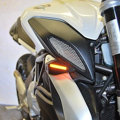 MV Agusta Brutale 675/800/Dragster Front Turn Signals - New Rage Cycles