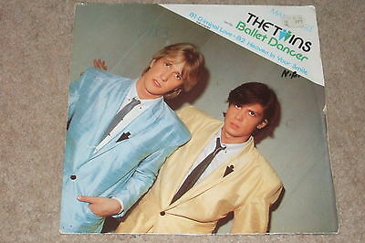 The Twins – Ballet Dancer       1983    SYNTH / DISCO!!