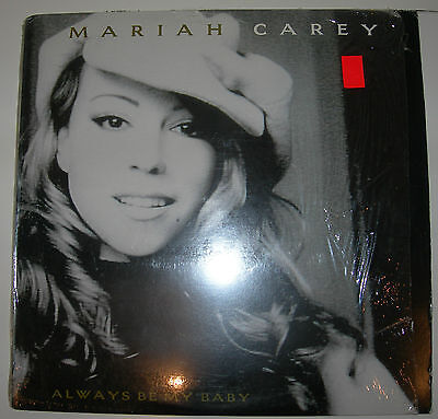"MARIAH CAREY - Always be my baby - Vinyl 12"" 33 RPM - USA - Columbia ‎- 44 78277"