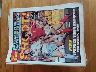 Huge Lot of Vintage Shoot Magazines 230 copies from 1974-1981