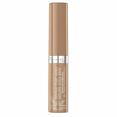 Rimmel Brow This Way Eyebrow Gel With Applicator-001 Blonde