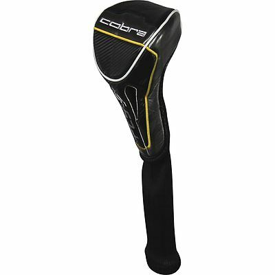 Cobra Golf Fly-Z + Driver Black/Grey/Gold Headcover Used
