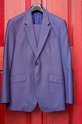 Men's PAUL SMITH 'THE WESTBOURNE' BLUE SUIT 40R 34W .