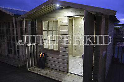 LED Lights For Solar System, 12V, Summerhouse Light, Shed, Stable, Off Grid