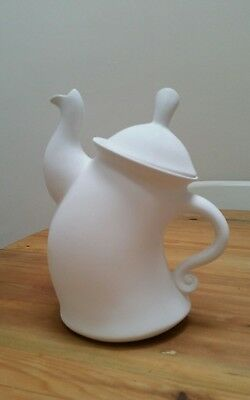 Paint Your Own Ceramic Bisque / Pottery Large  Mrs Potts Dancing Teapot New