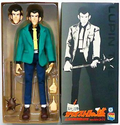 Lupin The Third Castle of Cagliostro STYLISH COLLECTION Japan Figure Medicom Toy