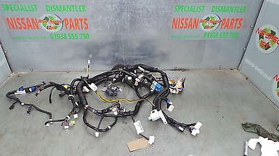 Nissan Note E12 14-17 Wiring Harness Dashboard 24010 3Vd0D