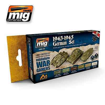 Ammo Of Mig: Wargame 1943-1945 German Set