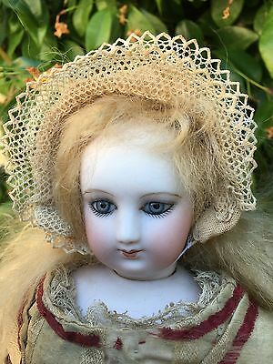 wonderful french fashion bisque doll bisque arms 16 inches tall