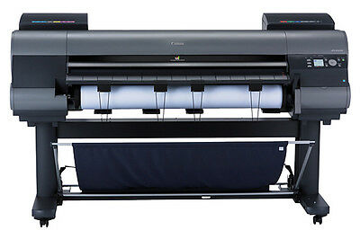 """Canon IPF8400 44"""" Large Format NEW Assembled Unused Full Ink Set $2000 Value"""
