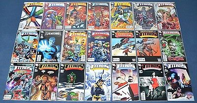 Titans (2008) #1-38~Complete Series~Teen Titans~Brightest Day~NM-/NM