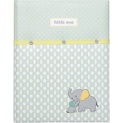 Child of Mine by Carter's Newborn Baby Boy or Girl Unisex Memory Book